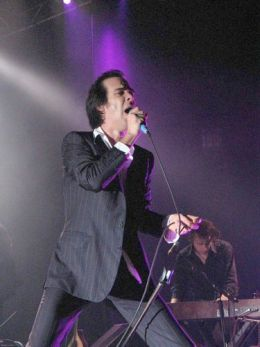 """Nick Cave and the Bad Seeds"" на фестивала ""Exit"""